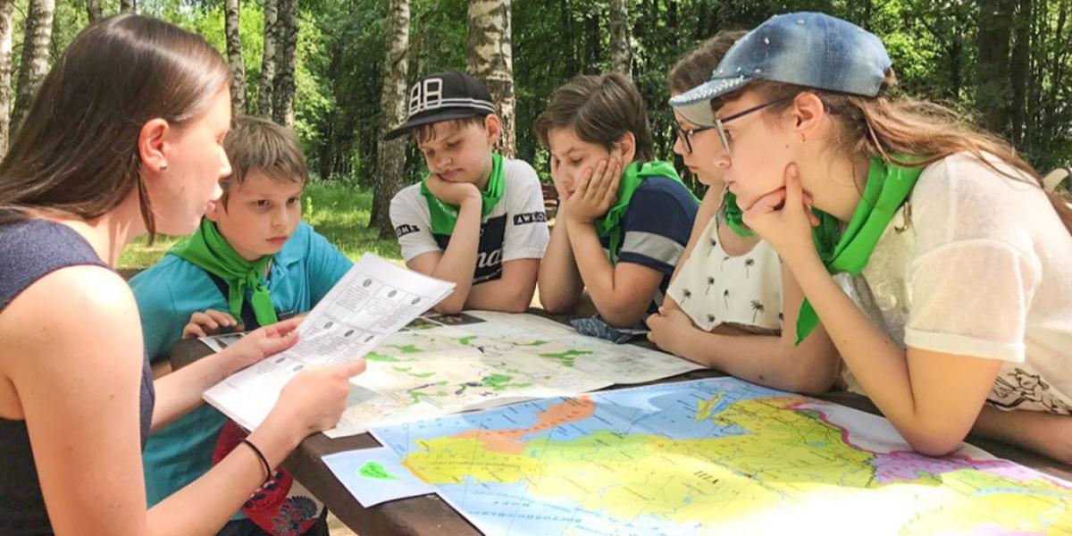 Около 25 тысяч школьников отдохнули по программе «МОСКОВСКАЯ СМЕНА – 2019»